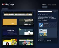 blog design ideas web design inspiration sites klamath designweb design