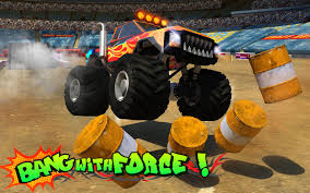 monster truck racing games 3d monster truck speed stunts 3d android apps on google play