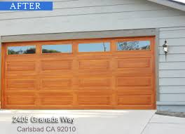 Faux Paint Garage Door - garage doors faux painted garage doors shutters lantern
