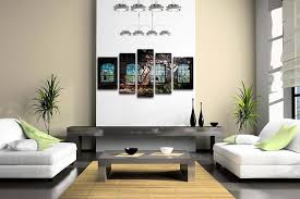 Home Interiors And Gifts Framed Art by Amazon Com 5 Panel Wall Art Abandoned Industrial Interior With