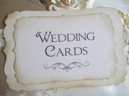 sign a wedding card wedding cards sign vintage style