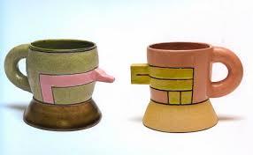 cup price ken price nose cups ceramic artists ceramic