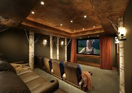 Interior Design Home Theater Room Rift Decorators Home Theater - Home theater interiors