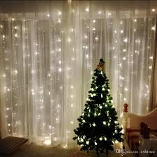 where to buy cheap fairy lights 4 5m x 3m 300 led icicle string lights christmas xmas fairy lights