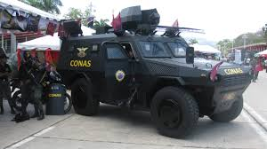 personal armored vehicles national guard of venezuela has recently acquired counter riot