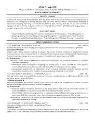 Sample Finance Resume Entry Level 14 Sample Financial Advisor Resume Dtn Info Entry Level Resume