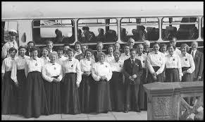 history of the choir the thanet festival choir