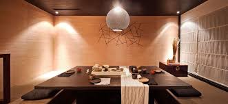 cozy japanese dining room with comfy design japanese dining room