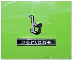 lamborghini badge simon cars designers bertone