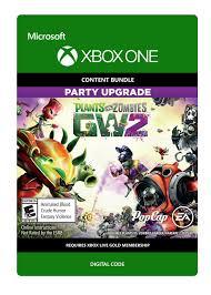 amazon com plants vs zombies garden warfare 2 party upgrade