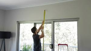 how to install curtain rods u0026 tracks youtube