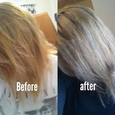 clairol shimmer lights before and after wella color charm white lady toner reviews photos sorted by most