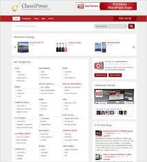 17 classified wordpress themes u0026 templates free u0026 premium templates