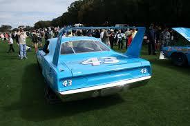 richard petty nascar race car oldsmobile ford torino number