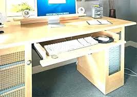 keyboard mount for desk pull out keyboard trays pull out keyboard tray amazon svenskanews club