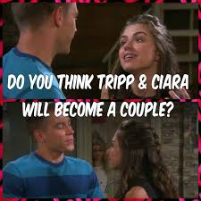 Days Of Our Lives Meme - do you think ciara and tripp make a good days of our lives spy