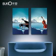 aliexpress com buy home decor painting wall art seaview wall