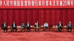 as beijing urges understanding of hong kong u0027s basic law it should