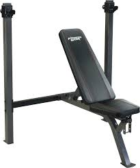 olympic style weight bench fitness gear olympic weight bench dick s sporting goods