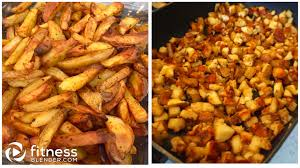 Home Fries by Healthy French Fries Recipe Easy To Make Baked Fries Fitness
