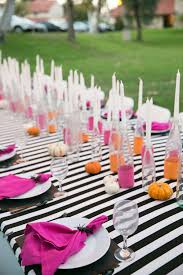 bright and colorful halloween party ideas tell love and