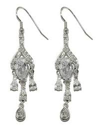 Chandelier Earrings Earrings Cz Chandelier Earrings U2013 Page 3 U2013 Beloved Sparkles
