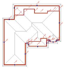 Hip Roof Design Calculator Softplan Home Design Software Roof