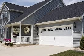 steel carriage garage doors milton stamped residential garage steel composite doors