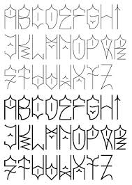matildanyman koiranpaivat how to graffiti alphabet with graffiti
