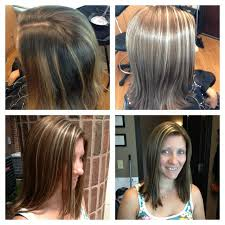 highlighting fine hair hairs picture gallery