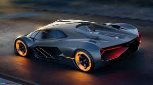 cars lamborghini blue lamborghini terzo millennio an electric self driving self