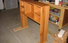 Headboard Woodworking Plans by How To Build A King Size Headboard Pitus Info