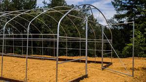 a frame kits steel frame kits for gothic straight wall and hoophouse