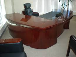 the chicago executive desk curved desks generva