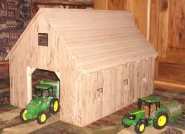 Barn Toy Box Woodworking Plans Free Wood Toy Barn Plans Com Hip Roof Toy Barn Our Amish