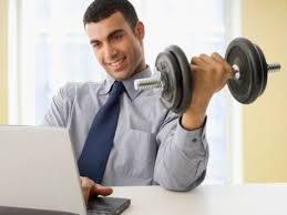 Exercise At Desk Job Wellness Workdays Wellnews