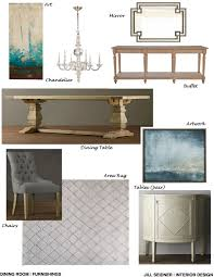 home design concept board arcadia ca online design project dining room furnishings concept