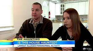 family sues landlord after u0027ghosts u0027 force them to flee rental