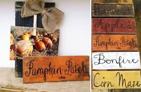 groopdealz rustic fall pallet board signs