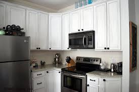 white chalk painted kitchen cabinets modern cabinets