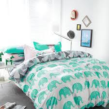 Buy Cheap Comforter Sets Online Cute Cartoon Lions Elephant Rabbit Fox Deer Bedding Sets Queen