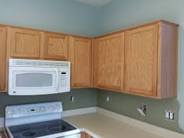 Crown Moulding Above Kitchen Cabinets Cabinet Makeovers Cabinet Refinishing Specialists Kwikkabinets Com