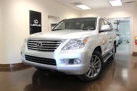 lexus cars 2011 used 2011 lexus lx 570 stock p3644 ultra luxury car from merlin