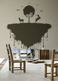 amazing summer 2013 wall murals view in gallery minimalist room wall decal