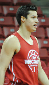 wisconsin beats xavier on incredible buzzer beater by bronson