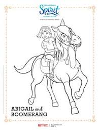 spirit riding free is the story of an adventurous young and