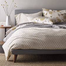 5 oz warwick dot flannel sheets u0026 bedding set the company store