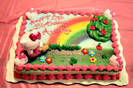 a hello kitty birthday party a bakery crafts cake giveaway