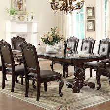 wood dining room tables and chairs dining room tables washington dc northern virginia maryland