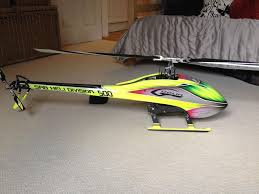 Goblin 700 Canopy by Post Your Goblin 500 Pictures Page 43 Helifreak